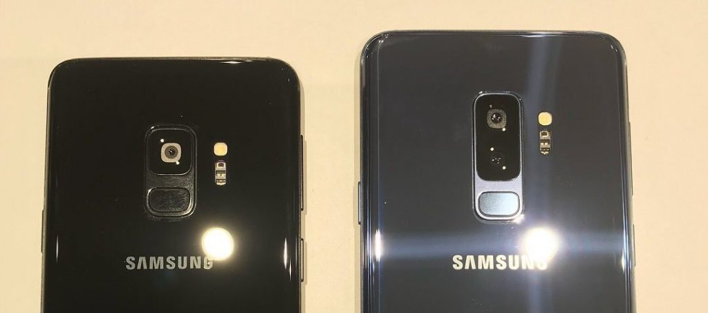 Samsung Galaxy S9 & S9+ Leaked images & Specification