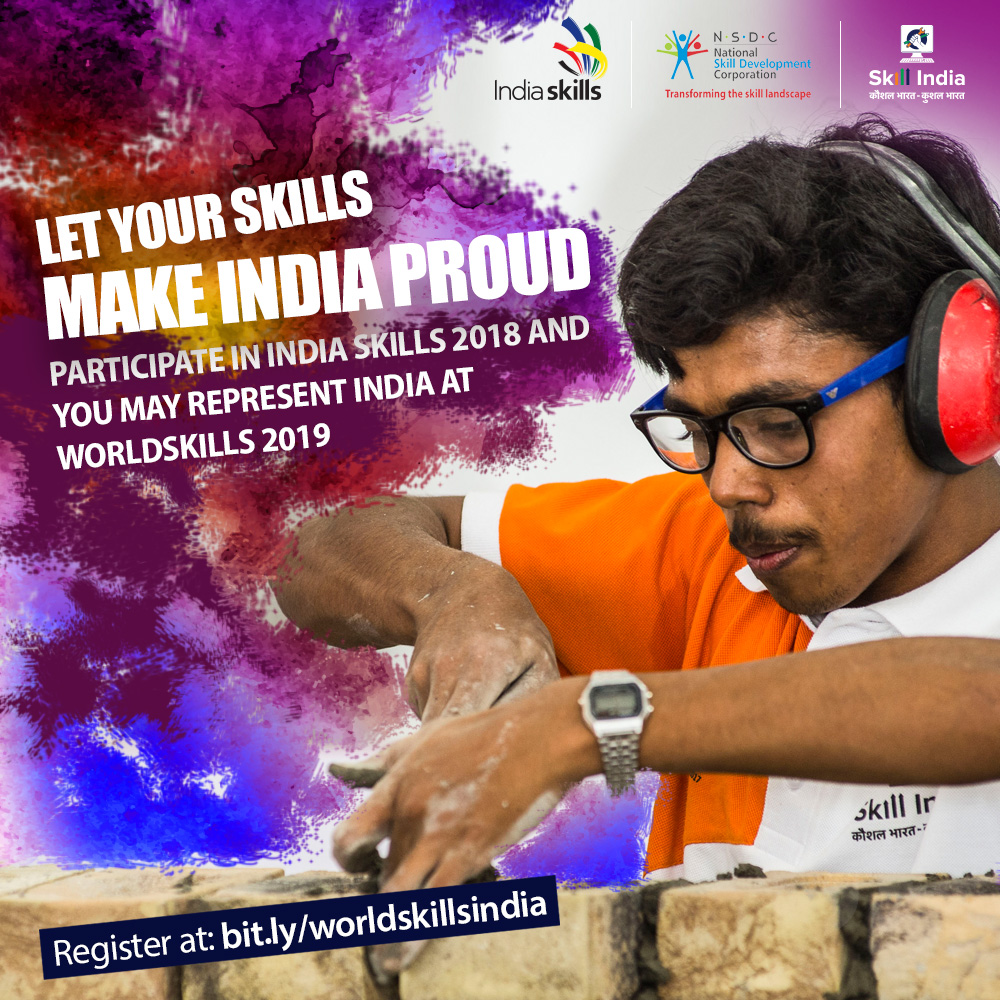 India Skills Competition 2018