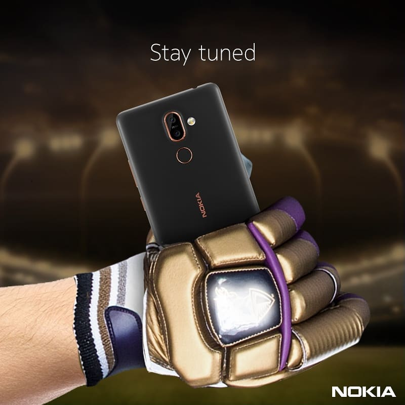 Nokia sponsored KKR