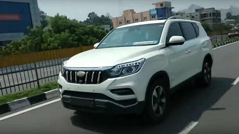 The Mahindra Alturas G4 SUV will check the Indian automaker's entrance in the top-notch SUV portion and the model is good to go to be propelled in the nation on November 24, 2018. Mahindra's most costly offering yet