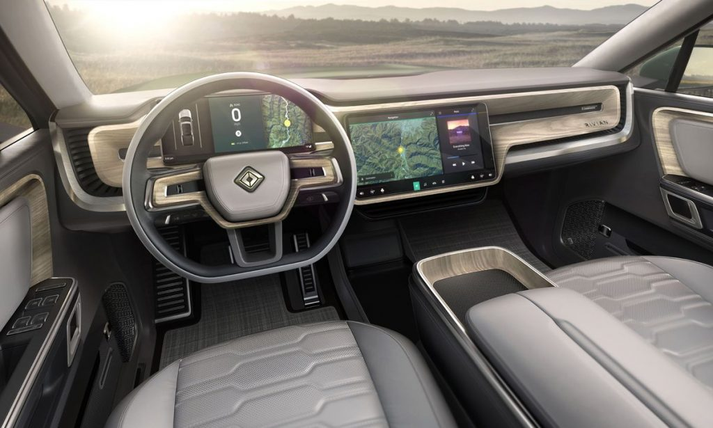 Rivian R1S - AN EV SUV ;Engine, Power, Price and Interior